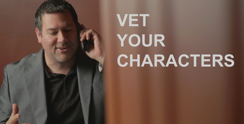 Vet your video interviewees before you choose them