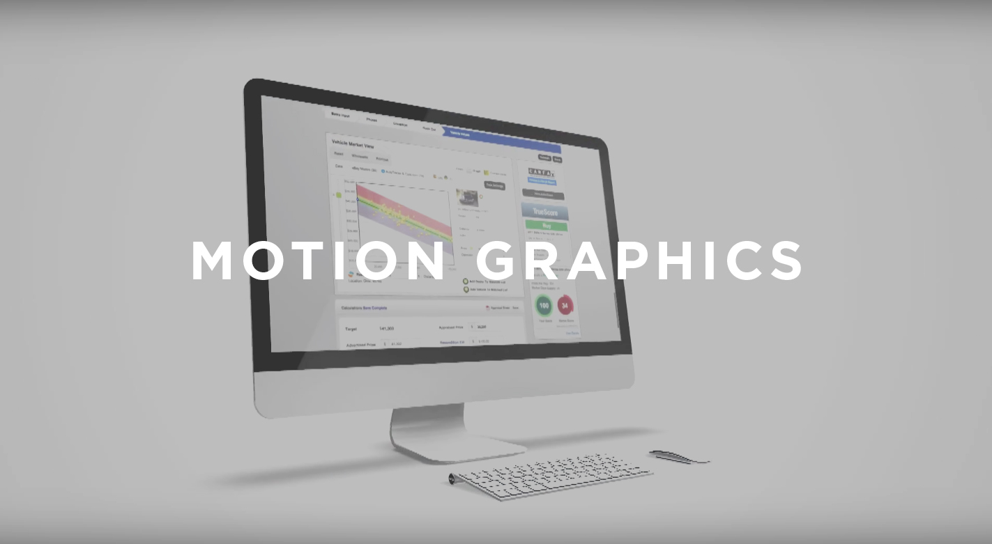 Motion Graphics Videos | Video Marketing Agency