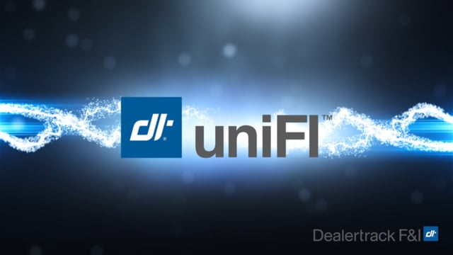 Introduction to Dealertrack uniFI™