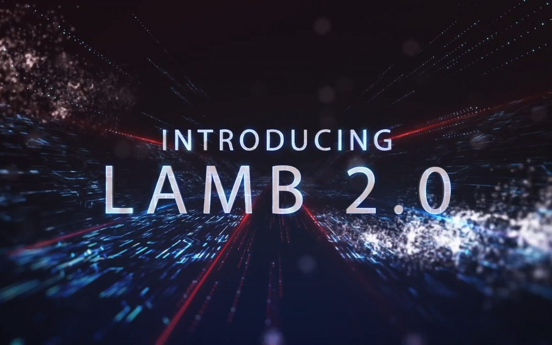 Introducing Lamb 2.0